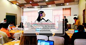 Evento PROEIB Andes - FILAC